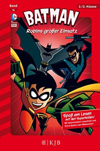 Batman: Robins großer Einsatz: Fischer. Nur für ()