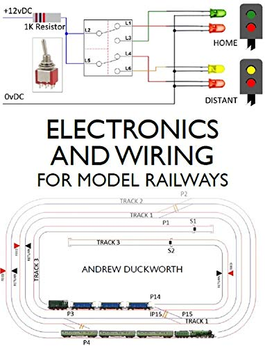 Electronics and Wiring for Model Railways Current-loop Sensor