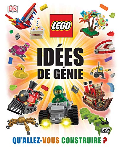 Lego idées de génie par Daniel Lipkowitz