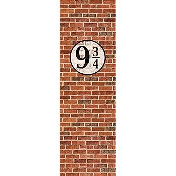 Murs En Briques Papier Peint PhotoPoster  Quai Neuf Et Trois