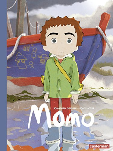 Momo (Tome 2) (French Edition) eBook: Jonathan Garnier, Rony Hotin ...