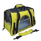 Hundetragetasche Katzentragetasche Haustiertasche Tragetasche Transporttasche Hunde Katzen Tragbar Transportbox