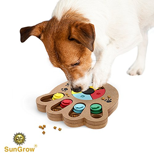 unique-shuffle-puzzle-smart-toy-for-dogs-by-sungrow-improve-concentration-reduce-hyperactivity-fun-i