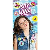 Soy Luna 2200002173 Tessile E Accessori, Poliestere, Blu, Unica