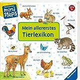 Mein allererstes Tierlexikon: Ab 12 Monaten (ministeps Bücher)