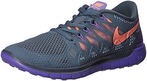 Nike Nike Free 5.0 Flash, Chaussures de running femme Gris