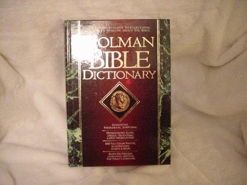 Holman Bible Dictionary (Bible Students)