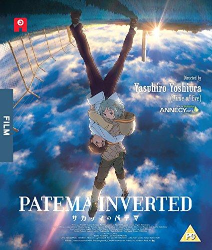 Patema Inverted - Standard [Dual Format] [Blu-ray] [UK Import]