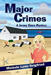 Major Crimes (Jersey Shore Mystery Series Book 4) (English Edition)