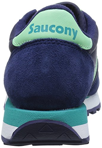 Saucony Jazz Original, Scarpe  Low-Top Donna Navy