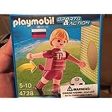 playmobil 4738 jugador de futbol rusia