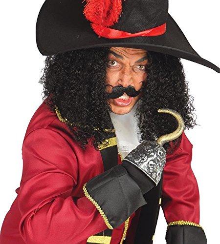 Fiestas Guirca GUI18427 - Captain (Captain Hook Kostüme Halloween)