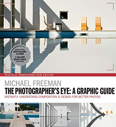 The Photographers Eye: A graphic Guide: Instantly Understand Composition & Design for Better Photography (The Photographer's Eye Book 5) (English Edition)