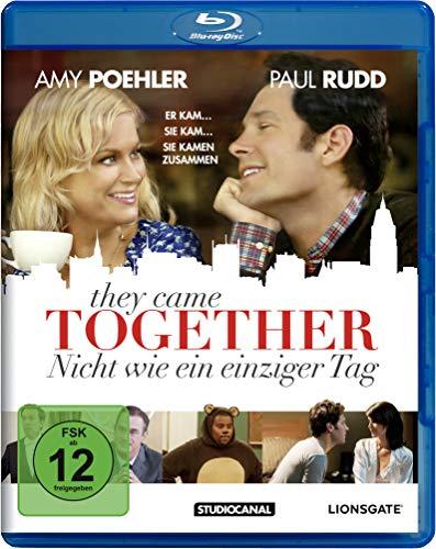 They Came Together - Nicht wie ein einziger Tag [Blu-ray]
