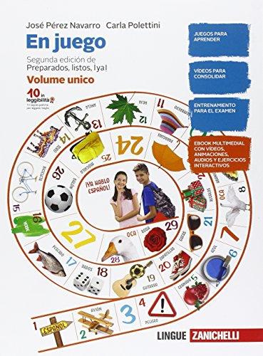 En juego-A través de la cultura hispánica. Per la Scuola media. Con e-book. Con espansione online