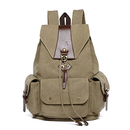 Sac à Dos Décontracté Pour Hommes Travel Shoulder Bag Student Bag