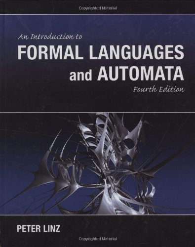 Introduction to Formal Languages and Automata