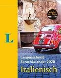 Langenscheidt Sprachkalender 2020 Italienisch - Abreißkalender