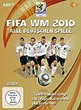 FIFA WM 2010 - Alle deutschen Spiele (8 DVD Box) [Alemania]