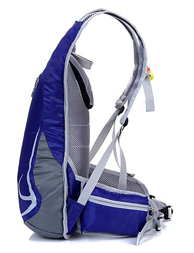 HWB/ 12 L Andere Camping & Wandern Draußen Multifunktions andere PU Leder / Oxford / Terylen Blue