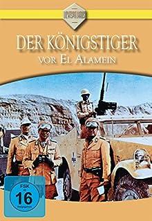 Der Königstiger vor El Alamein
