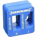 Silverline 245116 Aimanteur/désaimanteur 50 x 55 x 30 mm