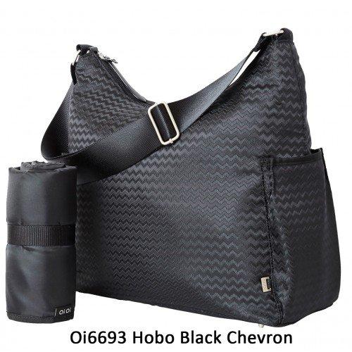 borsa-oioi-hobo-black-chevron-new-oi6693