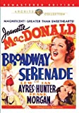 Broadway Serenade by Jeanette Mac Donald