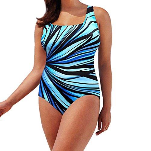 n Kostüm Padded Badeanzug Monokini Bademode Push Up Bikini Sets (XXXL, Mehrfarbig) (Grau Iron Man Kostüm)