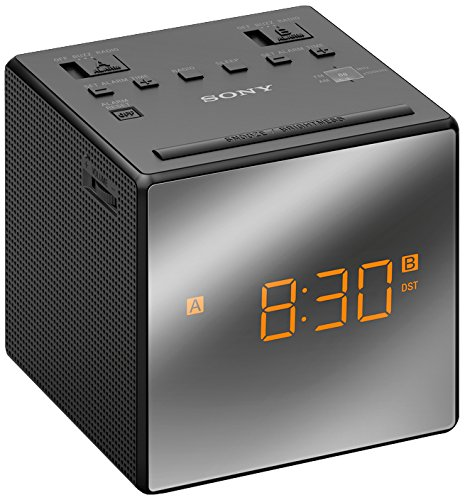 sony-icf-c1t-fm-am-dual-alarm-clock-radio-with-mirror-finish-black