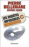 Les enquêtes impossibles (1CD audio MP3)