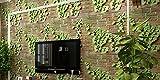 Yirenfeng PVC Selbstklebende Tapete Rote und Weiße Ziegel Selbstklebende Tapete Instant-Aufkleber Für Studentenwohnheime B