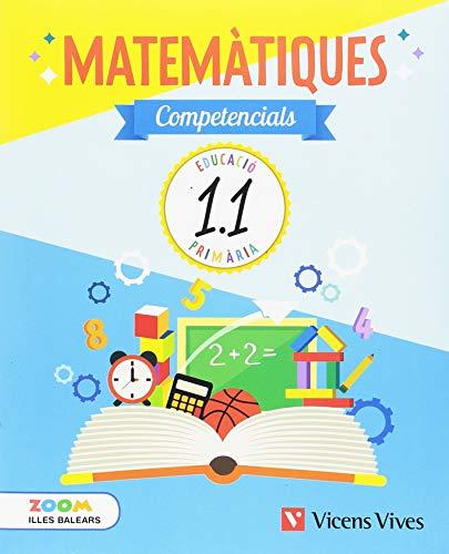 MATEMATIQUES COMPETENCIALS 1 BAL TRIM (ZOOM)
