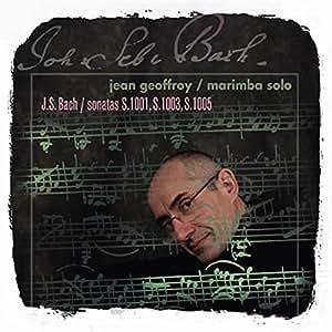 Sonatas 1, 2 and 3 - Marimba Solo