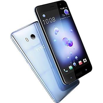 "HTC U 11 Smartphone, 5.5"", Dual SIM, 4G/LTE, 64 GB, Argento"