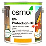 Osmo UV-Schutz-Öl Extra, Farbe: 420 Clear Satin (farblos), 3Liter