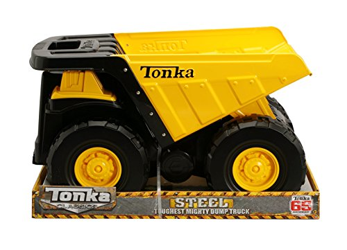 tonka-90667-steel-toughest-mighty-dump-truck