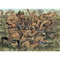 Wwii Russian Infantry 1 / 72