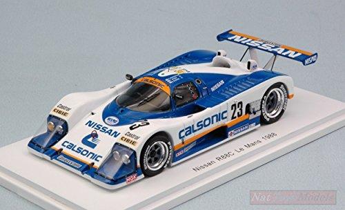 Spark Model S5080 Nissan R88C N.23 DNF LM 1988 HOSHINO-Takao WADA-A.Suzuki 1:43