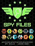 Spy Files: Spy Skills - Locked Down (Journal)