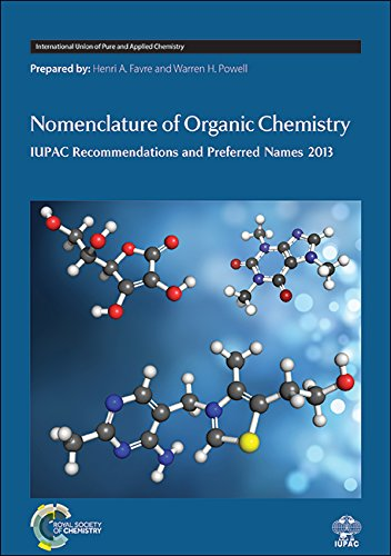 Nomenclature of Organic Chemistry: IUPAC Recommendations and Preferred Names 2013 (International Union of Pure and Applied Chemistry) por Henri A. Favre