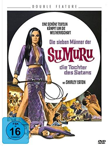 Die sieben Männer der Sumuru die Tochter des Satans [2 DVDs]