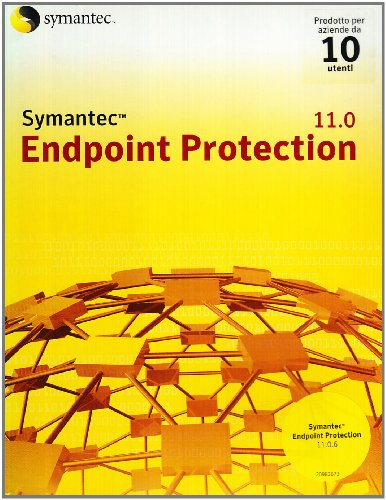 Symantec Endpoint Protection Business Pack - ( v. 11 ) - complete package + 1 Year Basic Maintenance - 10 users - Buying Programs : Business Pack - CD - Win - Italian