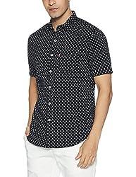 Levis Mens Casual Shirt (6920028060241_28544-0024_Large_Black)