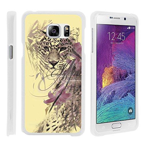 Note 5Coque, Fin à Coque à Clipser avec Motif Unique, Personnalisée pour Samsung Galaxy Note 5V SM-N920par Miniturtle Leopard Flower Camouflage