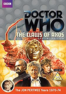 Doctor Who: The Claws of Axos - Special Edition [DVD] (B008KZVNKS) | Amazon price tracker / tracking, Amazon price history charts, Amazon price watches, Amazon price drop alerts