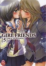 Girl Friends Vol.5 de MORINAGA Milk
