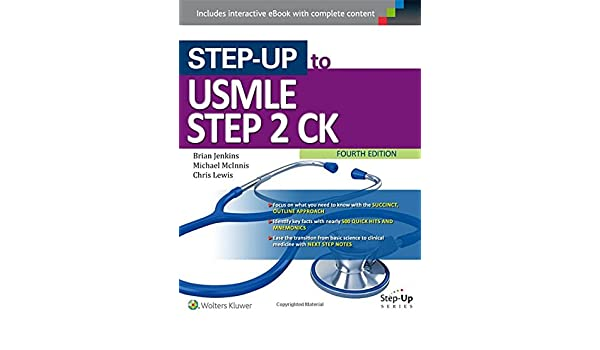 Buy Step-Up to USMLE Step 2 CK (Step-Up Series) Book Online at Low