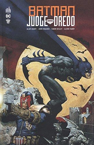 Batman/Judge Dredd
