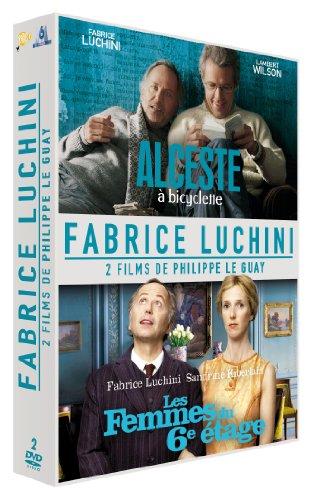 Fabrice Luchini : Alceste à bicyclette + Les femmes du 6e étage [Édition Limitée]